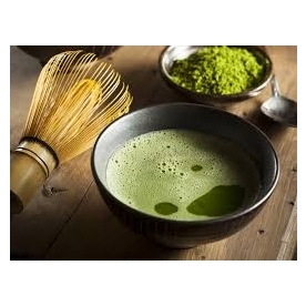 Il Matcha giapponese, tè verde in polvere