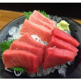 Il Tonno Rosso anatomia del sushi