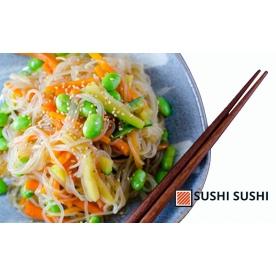 Zero in calorie, 10 in gusto: Shirataki le linguine dietetiche