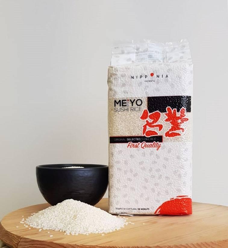 Riso Meiyo Selected Sushi Rice