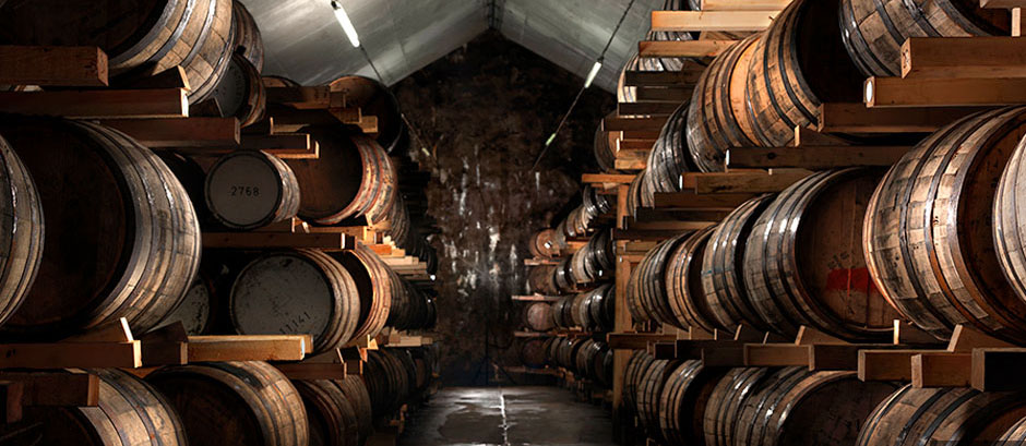 Distilleria di whisky