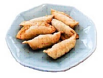 Gyoza fritti