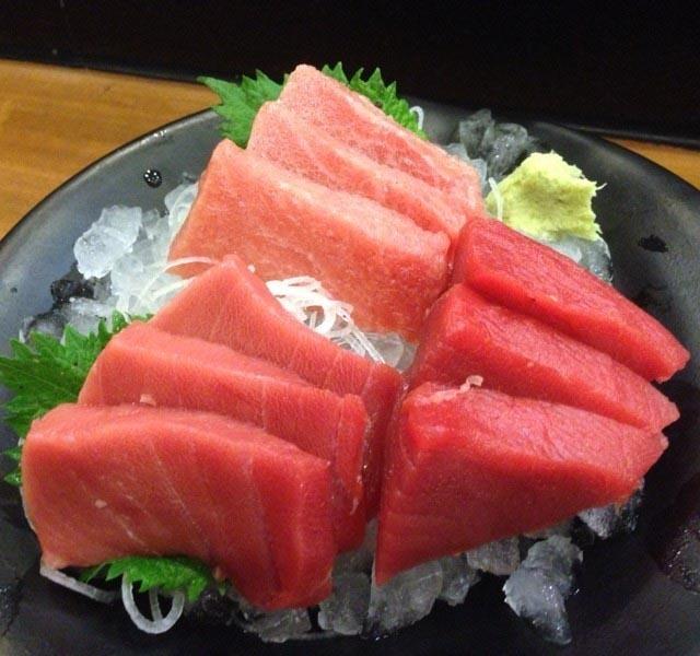 Otoro sashimi