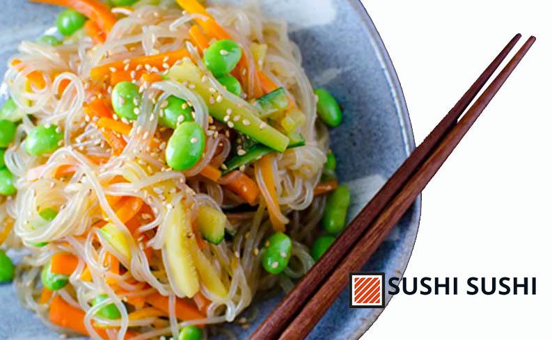 Shirataki gli spaghetti a zero calorie